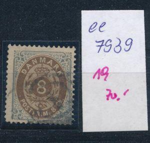 DK   Nr. 19 -Stempel     (ee7939  ) siehe scan