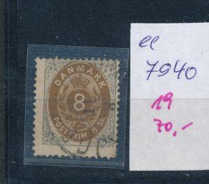 DK   Nr. 19 -Stempel     (ee7940  ) siehe scan