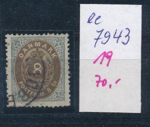 DK   Nr. 19 -Stempel     (ee7943  ) siehe scan