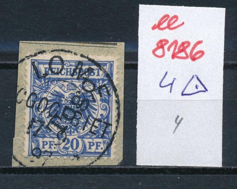 Togo Nr.  4  o     (ee8186  ) siehe scan
