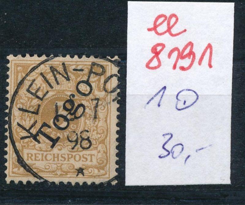 Togo Nr.  1   o     (ee8191  ) siehe scan