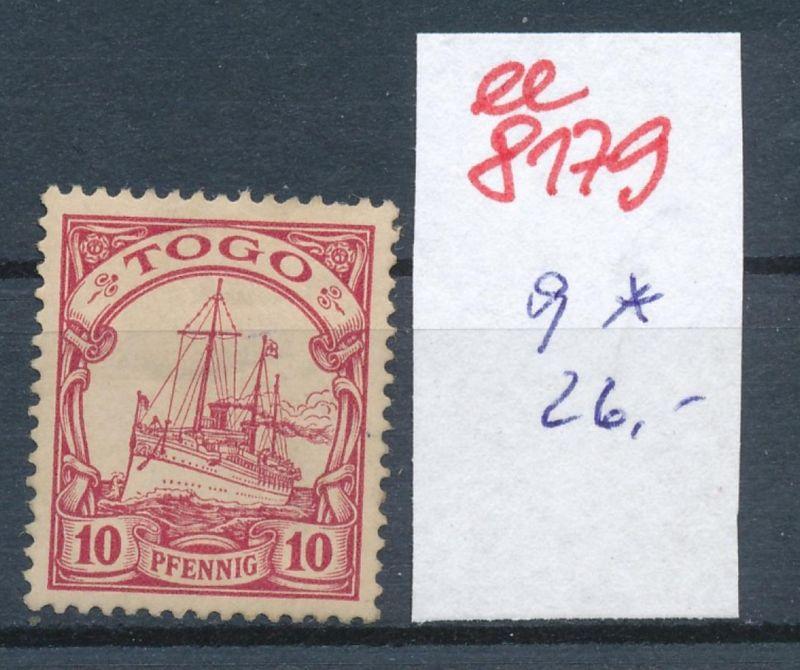 Togo Nr.  9  *     (ee8179  ) siehe scan