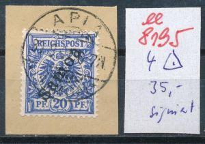 Samoa Nr.  4 o      (ee8195  ) siehe scan