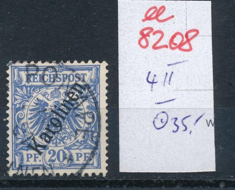 Karalinen  Nr.  4 II o      (ee8208  ) siehe scan