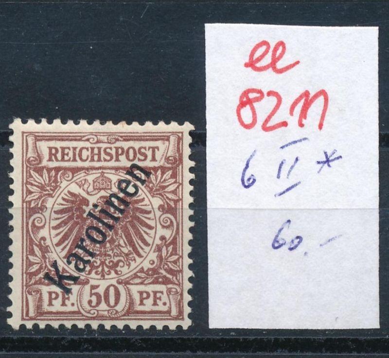 Karalinen  Nr.  6 * II        (ee8211  ) siehe scan