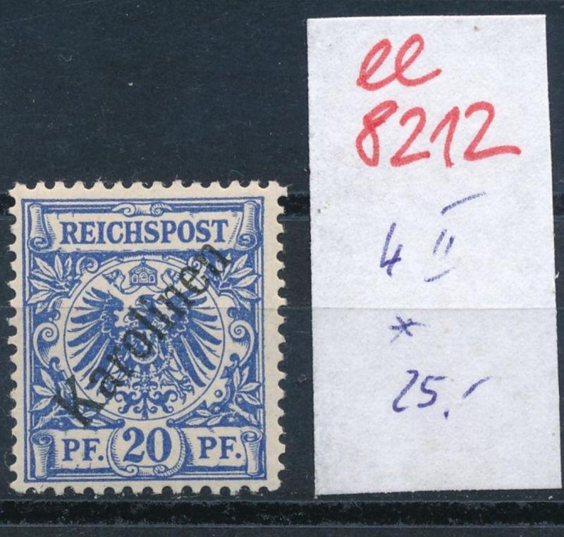 Karalinen  Nr.  4 * II        (ee8212  ) siehe scan