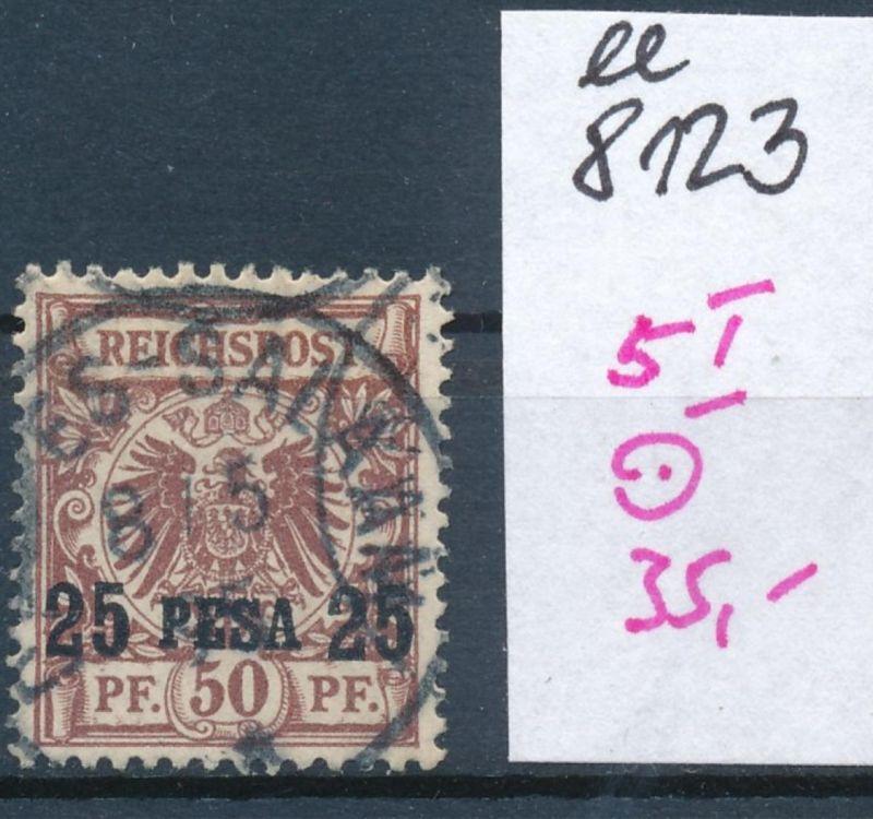 DOA  Nr. 5 I  o   (ee8123  ) siehe scan