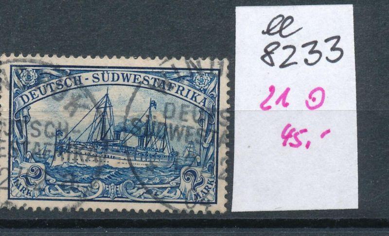 DSWA   Nr.  16  o  (ee8233  ) siehe scan