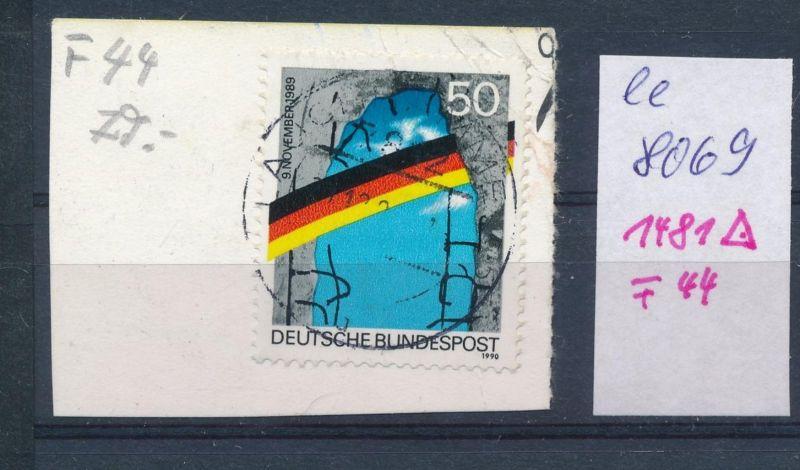 BRD Nr. 1481    F   o PLF    (ee8069  ) siehe scan