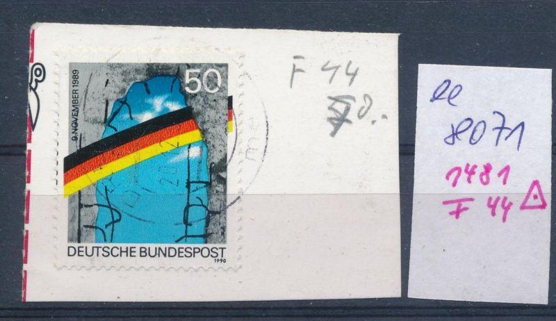 BRD Nr. 1481    F   o PLF    (ee8071  ) siehe scan
