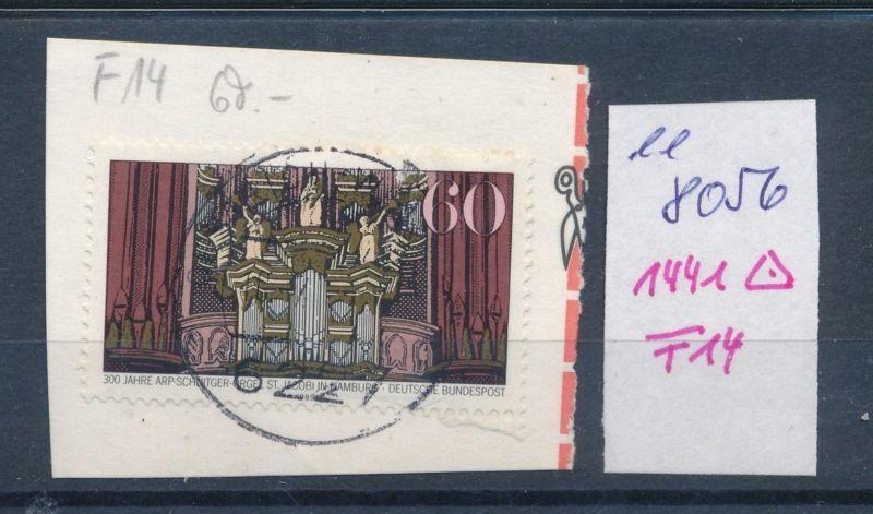 BRD Nr. 1441 F   o PLF    (ee8056  ) siehe scan