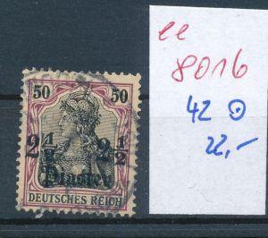 D.Post Türkei   -Nr. 42 o     (ee8016  ) siehe scan