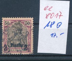 D.Post Türkei   -Nr. 18 o     (ee8017  ) siehe scan
