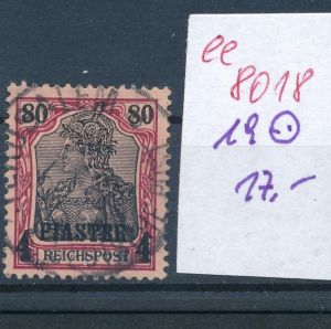D.Post Türkei   -Nr. 19  o     (ee8018  ) siehe scan
