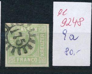Bayern Nr.9a  o   (ee9248  ) siehe scan