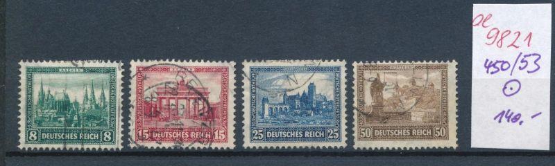 D.-Reich Nr.  450-3   o    (ee9821  ) siehe scan