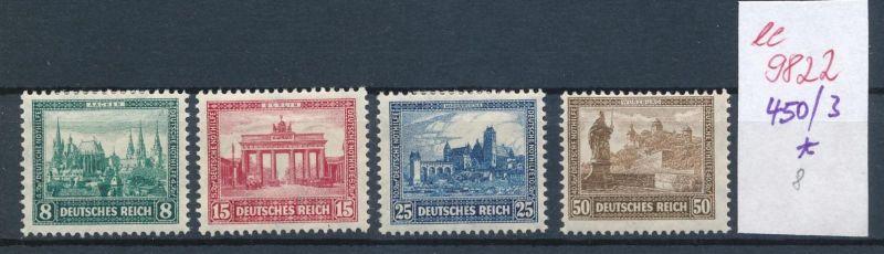 D.-Reich Nr.  450-3   *    (ee9822  ) siehe scan