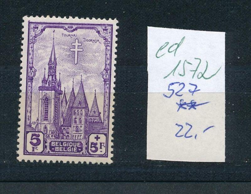 Belgien Nr. 527  **  (ed1572  ) siehe scan