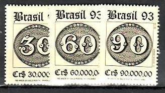 Brasilien Nr. 2526-28   ** ( aa9699 ) siehe scan