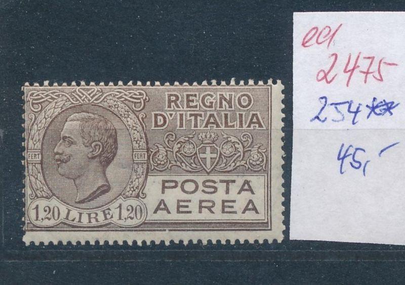 Italien Nr. 254  **   (ed2475  ) siehe scan