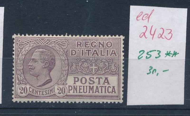 Italien Nr. 253 **   (ed2423  ) siehe scan