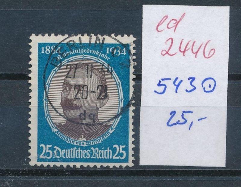 D.-Reich Nr. 543    o  (ed2446  ) siehe scan