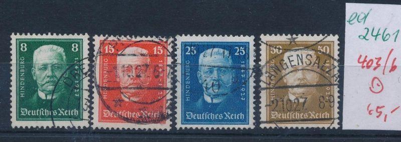D.-Reich Nr.  403-6  o  (ed2461  ) siehe scan