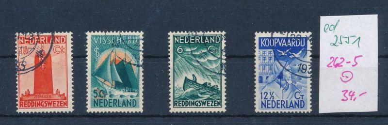 NL.Nr. 262-5 o    (ed2551  ) siehe scan