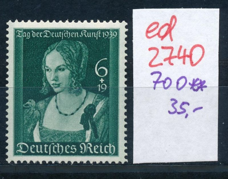 D.-Reich Nr. 700   **   (ed2740  ) siehe scan