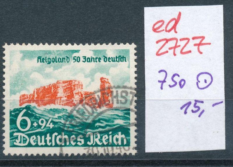 D.-Reich Nr. 750   (ed2727  ) siehe scan
