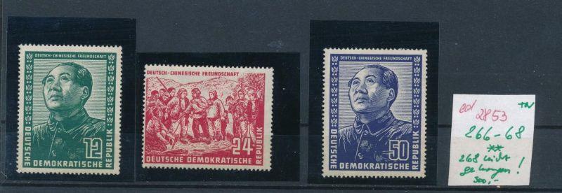 DDR Nr. 266-68     (ed2853 ) siehe scan