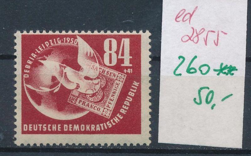 DDR Nr. 260  **     (ed2855 ) siehe scan