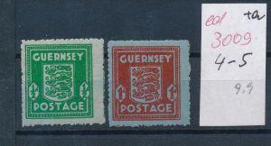 Guernsey    Nr. 4-5   (ed3009  ) siehe scan