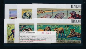 Wildtiere  -Guinea  811-28  U   **    (oo7468  ) siehe scan
