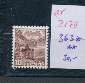 Schweiz Nr. 363  z   **   (ed3179  ) siehe scan
