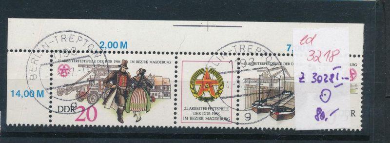 DDR Nr. Z 3028 I o   (ed3218 ) siehe scan