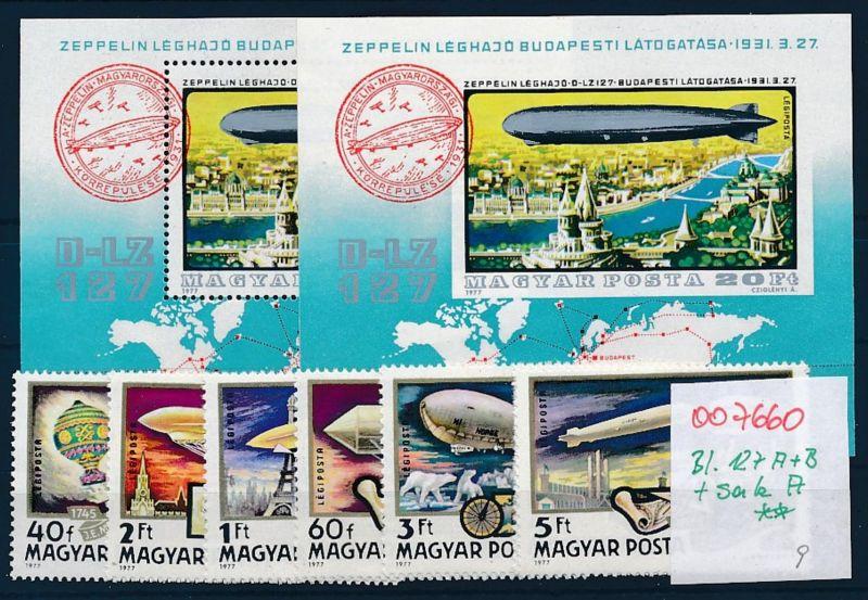 Flugzeuge -Ungarn-Lot **    (oo7660  ) siehe scan