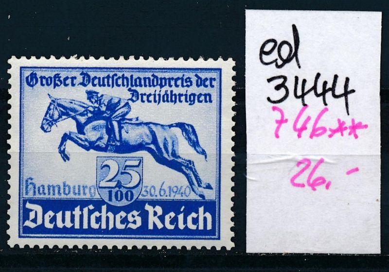 D.-Reich Nr. 746  **    (ed3444  ) siehe scan