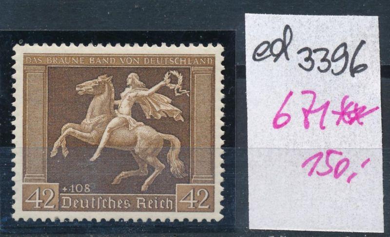 D.-Reich Nr. 671  **    (ed3396  ) siehe scan