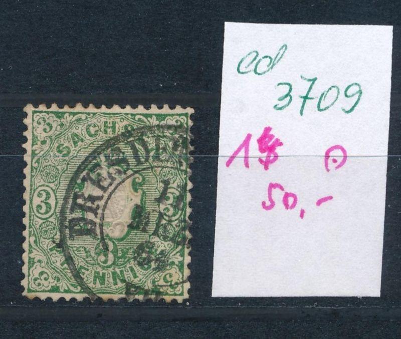 Sachsen  Nr.  14    (ed3709  ) siehe scan