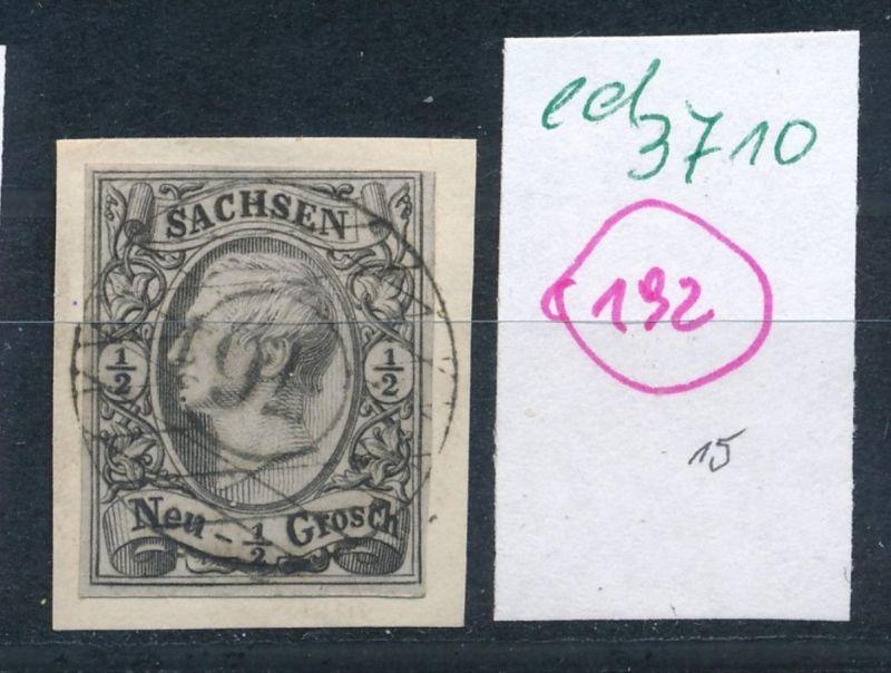 Sachsen  Stempel 192     (ed3710  ) siehe scan