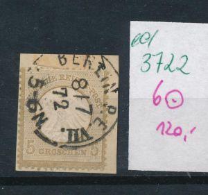 D.-Reich Nr. 6 o    (ed3722  ) siehe scan