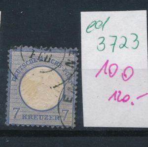 D.-Reich Nr. 10 o    (ed3723  ) siehe scan