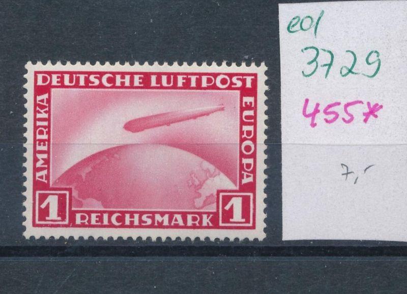 D.-Reich Nr.  455   * (ed3729   ) siehe scan