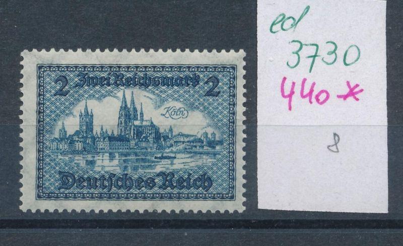 D.-Reich Nr.  440   * (ed3730   ) siehe scan