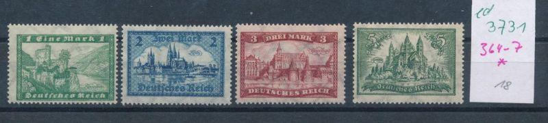 D.-Reich Nr.  364-7   * (ed3731   ) siehe scan