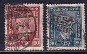 D-Reich    Nr.  362-3   o  (s2924)siehe  Bild