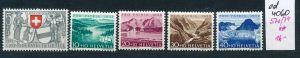 Schweiz  Nr. 570-4     **   (ed4060  ) siehe scan