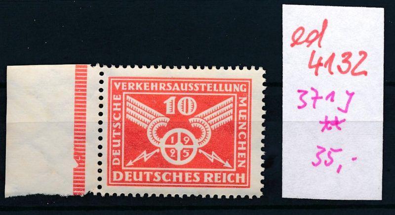 D.-Reich Nr. 371y   ** (ed4132  ) siehe scan