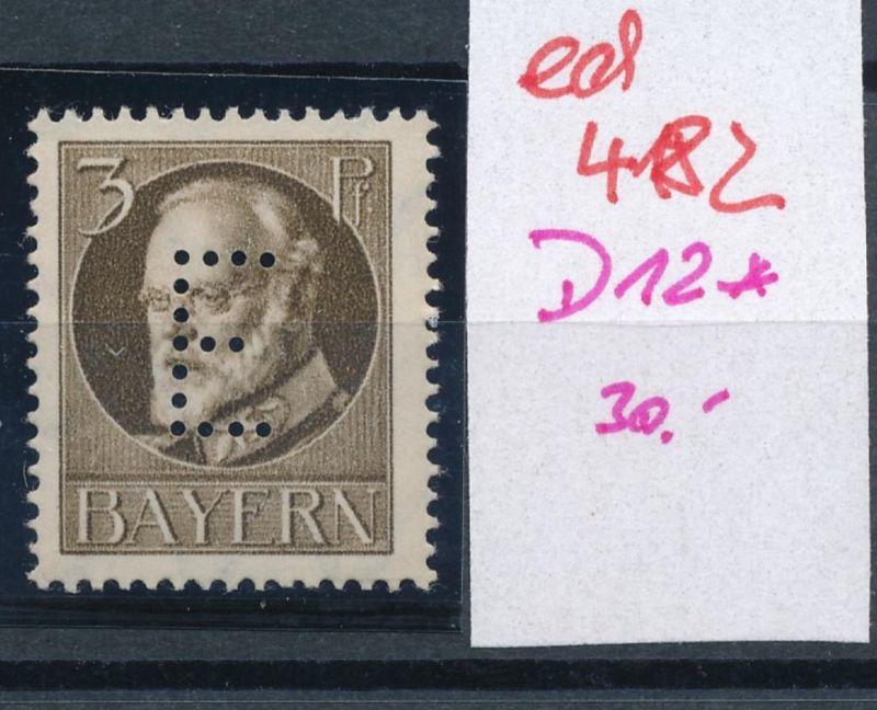 Bauern  D 12 *  (ed4182  ) siehe scan